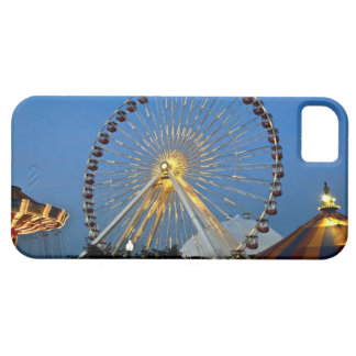 USA, Illinois, Chicago, Cityscapes, Lighted iPhone 5 Covers