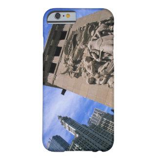 USA, Illinois, Chicago, Michigan Avenue Bridge Barely There iPhone 6 Case