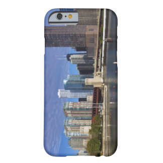 USA, Illinois, Chicago skyline across river Barely There iPhone 6 Case