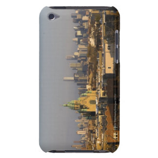 USA Illinois Chicago skyline Barely There iPod Cases