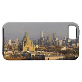 USA, Illinois, Chicago skyline iPhone SE/5/5s Case