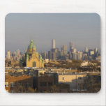 USA, Illinois, Chicago skyline Mouse Pad
