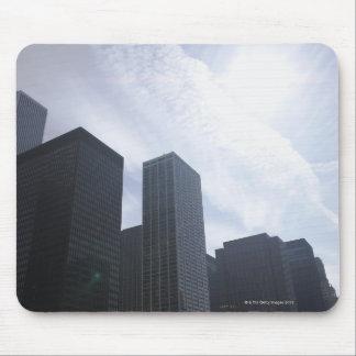 USA, Illinois, Chicago, skyline Mousepads