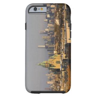 USA, Illinois, Chicago skyline Tough iPhone 6 Case