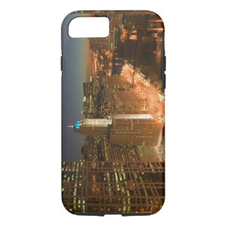 USA, Illinois, Chicago: The Loop: Buildings iPhone 8/7 Case