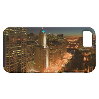 USA, Illinois, Chicago: The Loop: Buildings iPhone SE/5/5s Case