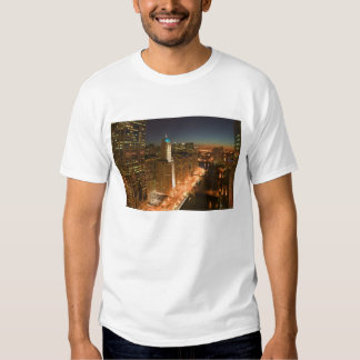 USA, Illinois, Chicago: The Loop: Buildings Shirt