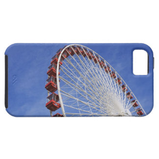 USA, Illinois, Chicago. View of Ferris wheel iPhone 5 Cover
