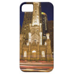 USA, Illinois, Chicago, Water Tower illuminated iPhone 5 Covers