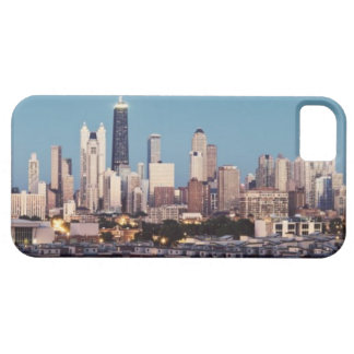 USA, Illinois, North Loop in Chicago panorama iPhone SE/5/5s Case