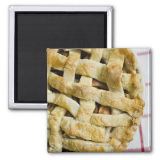 USA, Illinois, Washington, Apple pie Magnet