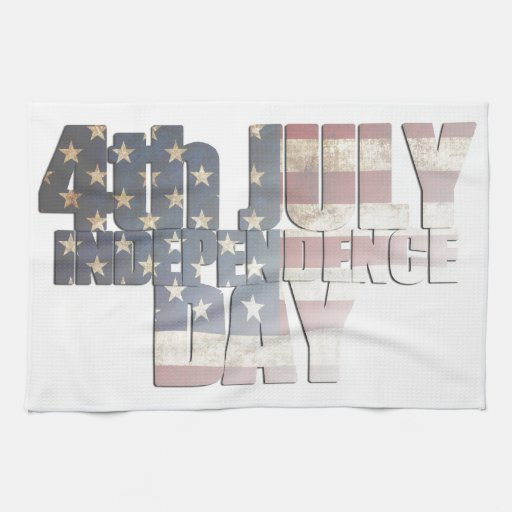 USA/Independence Day Hand Towel
