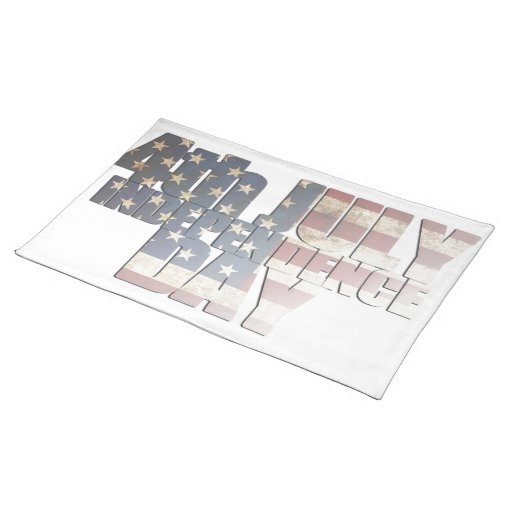 USA/Independence Day Placemats