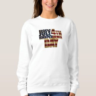 USA/Independence Day Sweatshirt