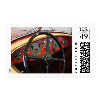 USA Indiana Auburn Auburn Cord Duesenberg 2 Stamps