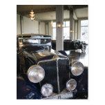 USA, Indiana, Auburn: Auburn, Cord, Duesenberg 6 Postcard