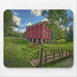 USA, Indiana, Cutler. Adams Mill Mouse Pad