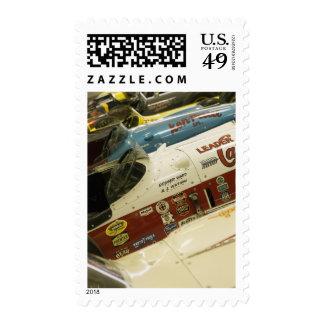 USA, Indiana, Indianapolis: Indianapolis Motor 2 Stamps