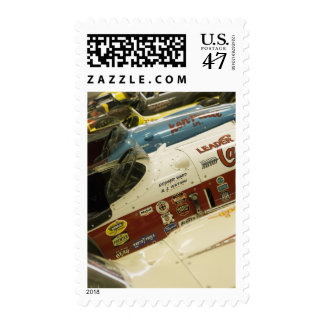 USA, Indiana, Indianapolis: Indianapolis Motor 2 Postage Stamp