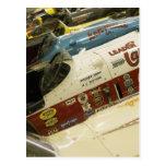 USA, Indiana, Indianapolis: Indianapolis Motor 2 Postcard