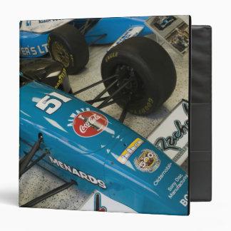 USA, Indiana, Indianapolis: Indianapolis Motor 3 Ring Binder