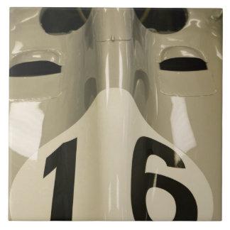 USA, Indiana, Indianapolis: Indianapolis Motor 4 Ceramic Tile