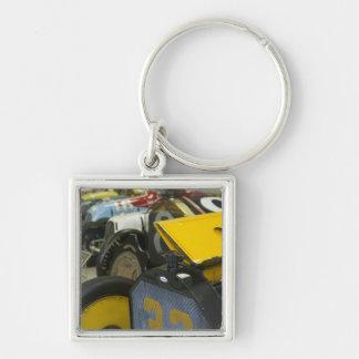 USA, Indiana, Indianapolis: Indianapolis Motor 5 Keychain