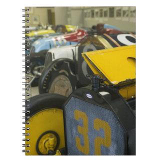 USA, Indiana, Indianapolis: Indianapolis Motor 5 Notebook