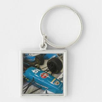 USA, Indiana, Indianapolis: Indianapolis Motor Keychain