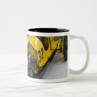 USA, Indiana, Indianapolis: Indianapolis Motor Two-Tone Coffee Mug