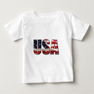 USA INFANT T-SHIRT