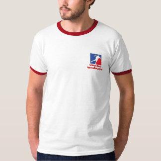 USA Inline Speedskater - Customized - Customized T-shirt