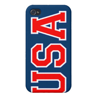 USA iPhone 4/4s Case