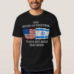 USA & Israel T Shirt