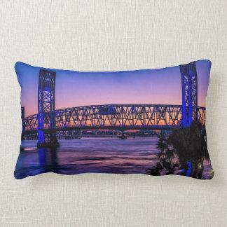 USA, Jacksonville, Florida Lumbar Pillow