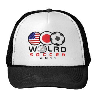 USA Japan Women Soccer Final 2011 Hat
