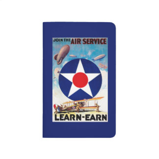 USA - Join the Air Service Learn-Earn Journal