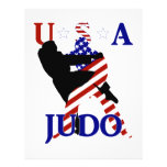 "USA Judo 8.5"" X 11"" Flyer"