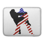 USA Judo Fighters Sleeve For MacBook Pro