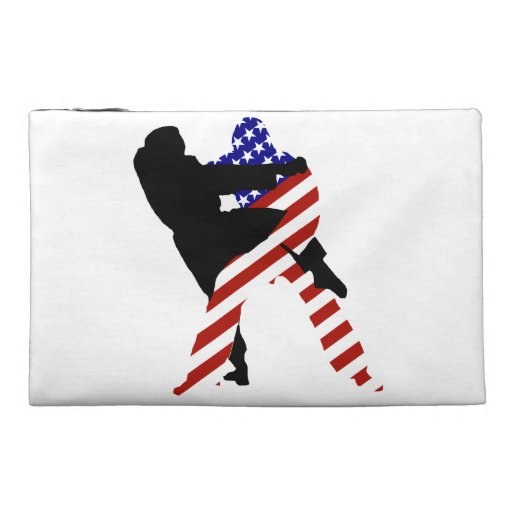 USA Judo Fighters Travel Accessory Bags