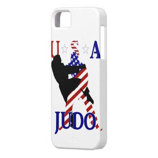USA Judo iPhone SE/5/5s Case