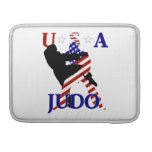 USA Judo Sleeves For MacBook Pro