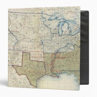USA June 1861 3 Ring Binder