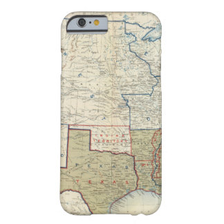 USA June 1861 Barely There iPhone 6 Case