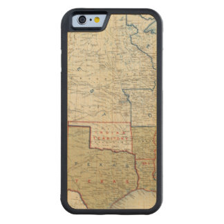 USA June 1861 Carved Maple iPhone 6 Bumper Case