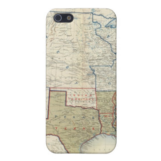 USA June 1861 Case For iPhone SE/5/5s