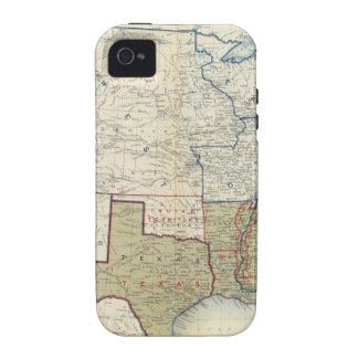 USA June 1861 Case-Mate iPhone 4 Covers
