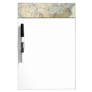 USA June 1861 Dry-Erase Board