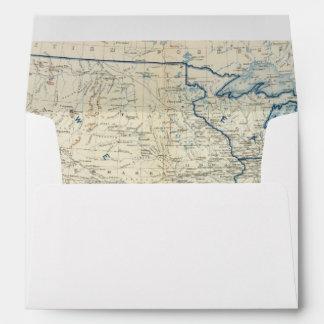 USA June 1861 Envelope