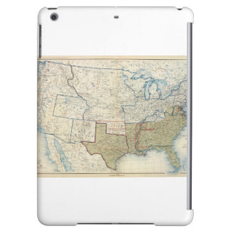 USA June 1861 iPad Air Cases
